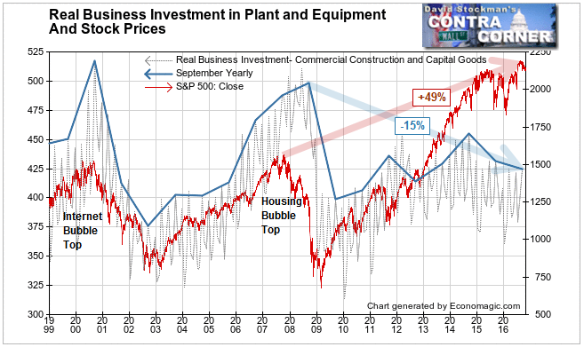 Real Business Investment